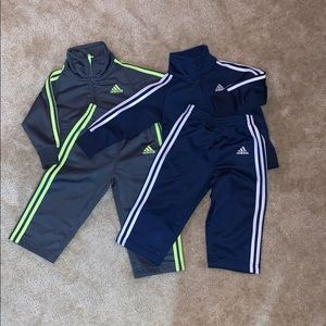 Adidas track suits 12 months